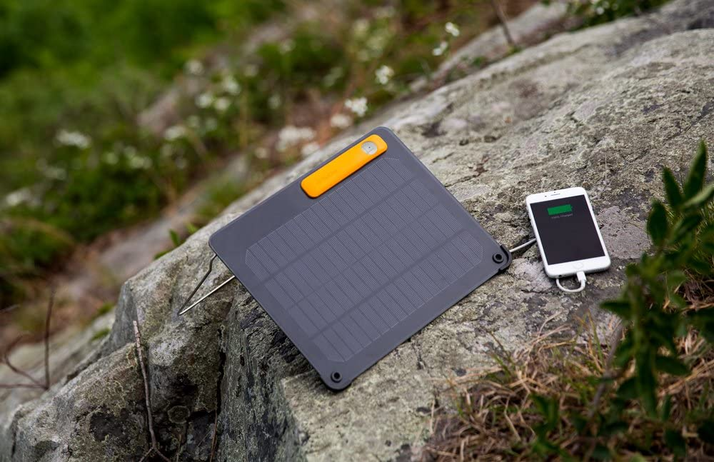 BioLite SolarPanel with Integrated Power Bank