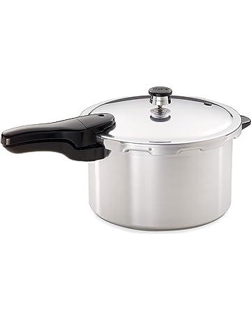 6bafa6d0a Presto 01282 8-Quart Aluminum Pressure Cooker