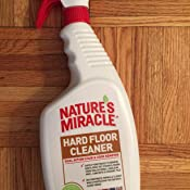Amazon Com Nature S Miracle Dual Action Hard Floor Stain