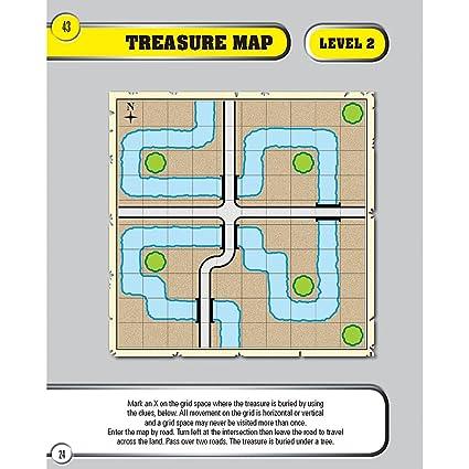 Amazon.com : Maze Puzzles Book 96 Activities 3 Different Skill ...
