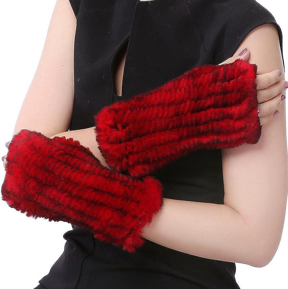 Valpeak Real Fur Gloves...