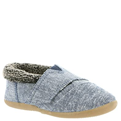 0b2db671524 TOMS Tiny House Slipper Novelty Textile Slipper  Amazon.co.uk  Clothing