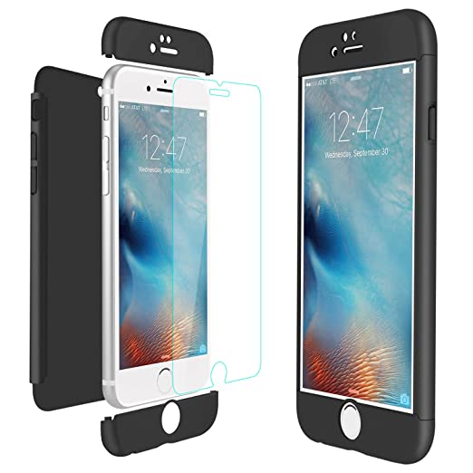 11 opinioni per iPhone 6 Cover Nero , ivencase Custodia