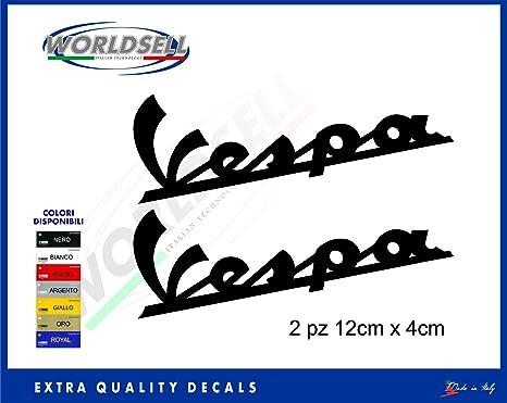 Pegatinas Sticker Banderas Italia Piaggio Vespa Flag GTS PX Primavera Sprint 946 rojo: Amazon.es: Juguetes y juegos