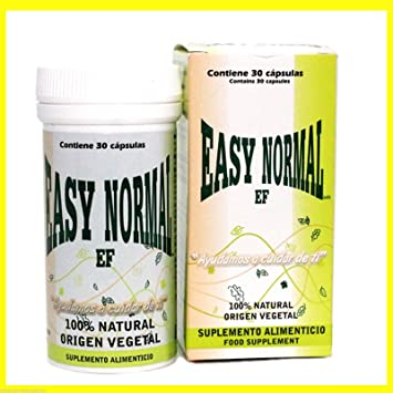 Easy Normal 30 Natural Weight Loss Supplement Pills Unisex to Burn Fat Fast