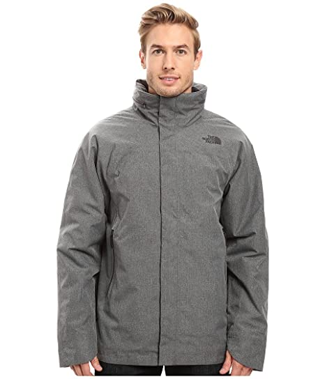 320620142 The North Face Men's Thermoball Trench TNF Medium Grey Heather
