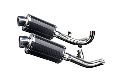 Amazon com: Delkevic Slip On Yamaha VMAX 1700 DS70 9
