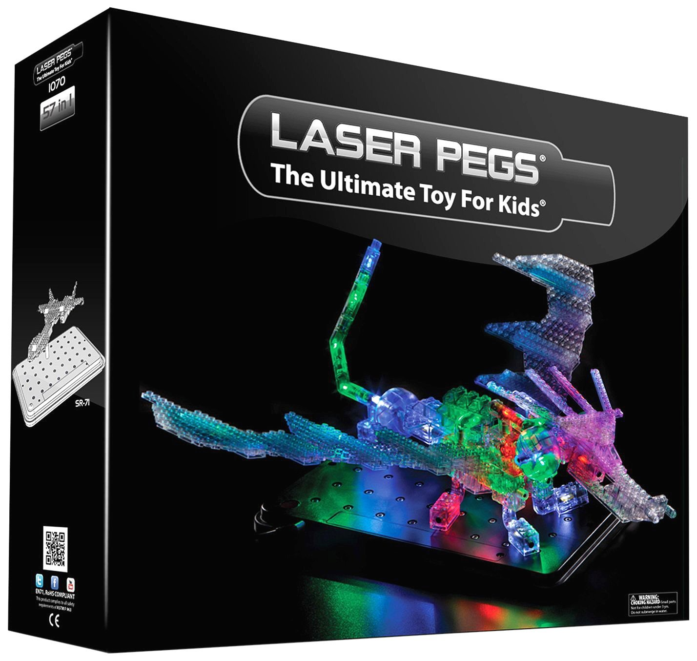 Laser Dragon Building Set
