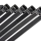 Flurhrt F-01 Nylon Zip Ties, Cable Ties 10