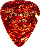 Fender 351 Shape Classic Picks (144 Pack) for electric guitar, acoustic guitar, mandolin, and bass