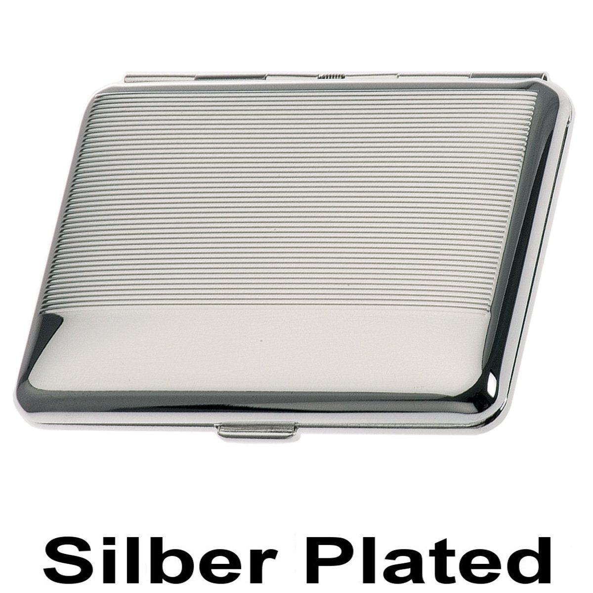 Pitillera Plateado plata silberkanne