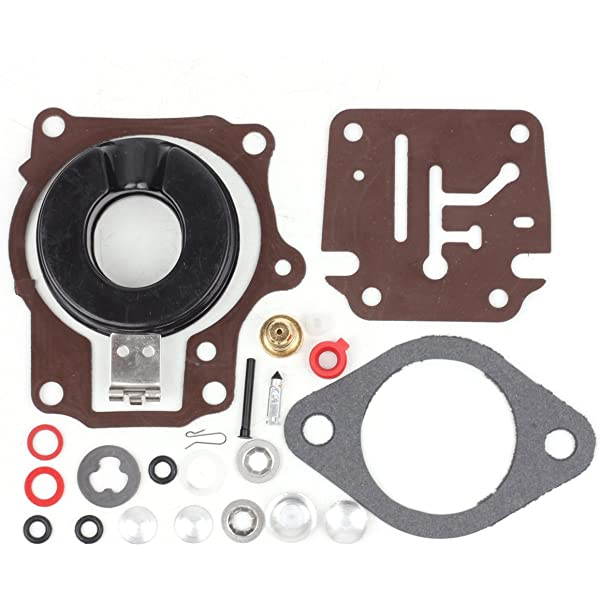 Carburetor Repair Kit 396701 For Johnson//Evinrude 20//25//28//30//40//45//48//50//60//70