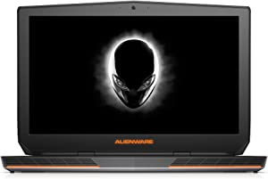 Alienware AW17R3-8342SLV 17.3-Inch UHD Laptop (6th Generation Intel Core i7, 16 GB RAM, 1 TB HDD + 256 GB SATA SSD, NVIDIA GeForce GTX 980M,Windows 10 Home), Silver