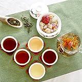 健康 お茶 お試し 中国茶 売れ筋7種お試し セット 人気 工芸茶 烏龍茶 紅茶 ジャスミン茶 八宝茶 RIMTAE(リムテー) メール便 通常ラッピング