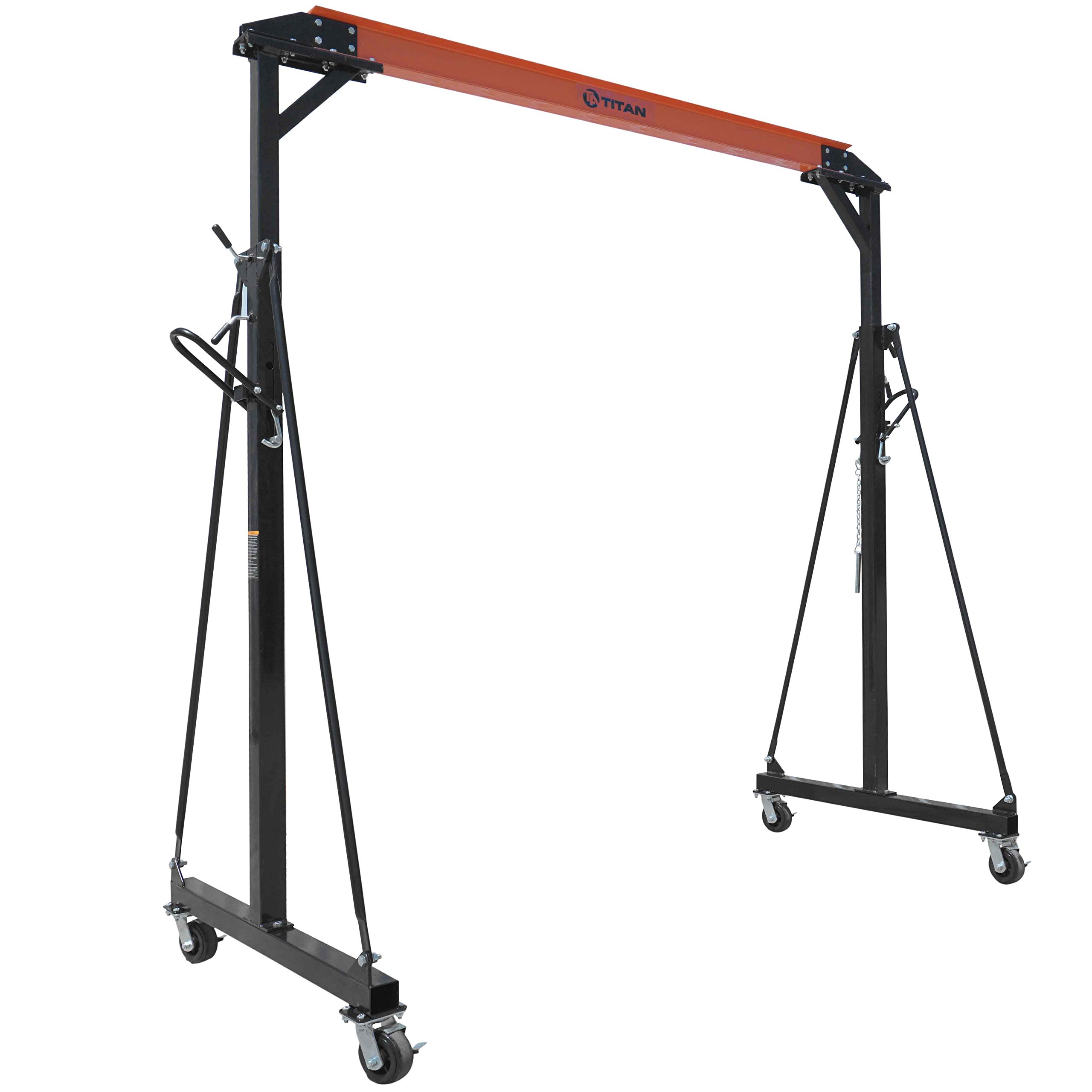 Titan Adjustable Gantry Crane (2000 lb Capacity)