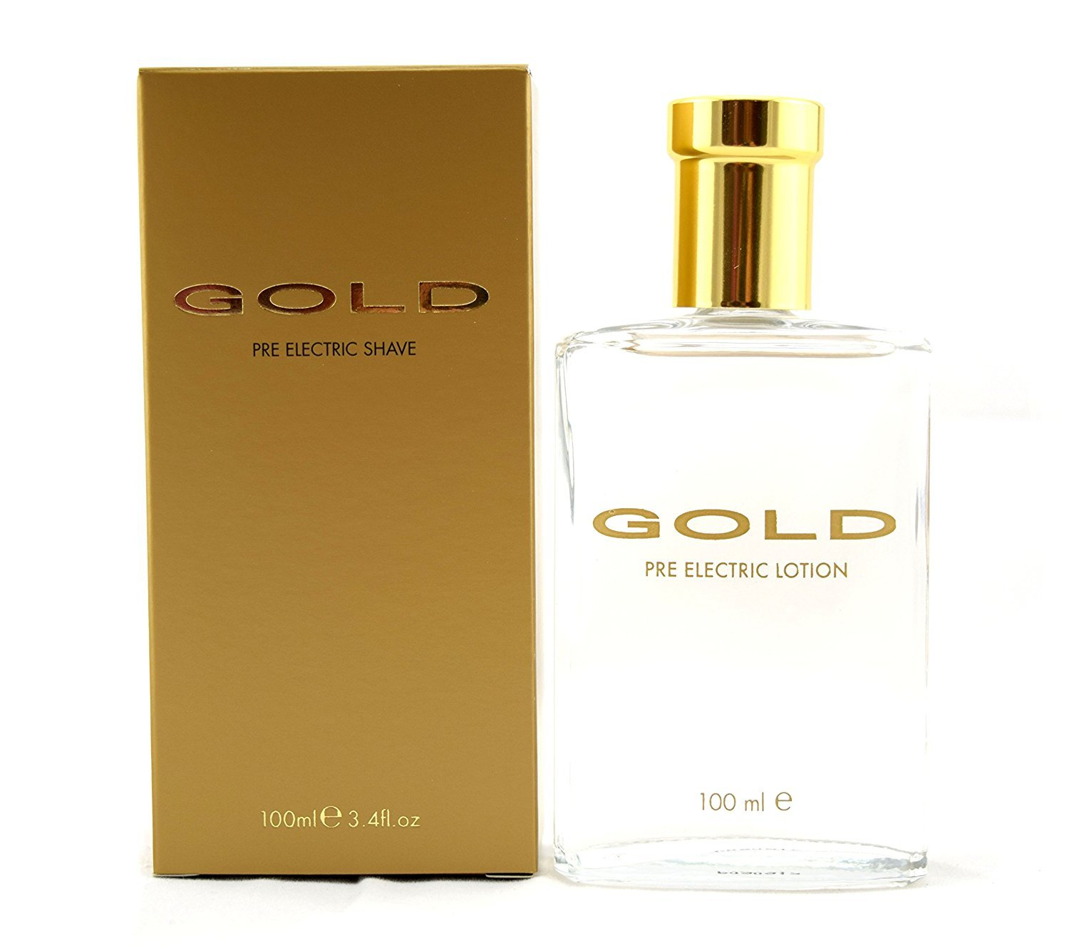 Gold By Parfums Bleu Pre Electric Shaving Lotion 50ml Amazon Co Uk