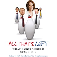 All That's Left: What Labor Should Stand For