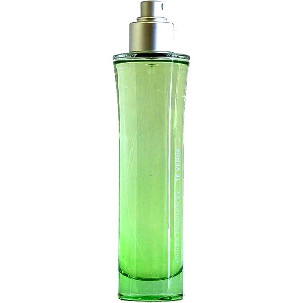 TE VERDE de ADOLFO DOMINGUEZ - Eau de Toilette 50 ml - [SIN CAJA Y SIN TAPON]: Amazon.es: Belleza