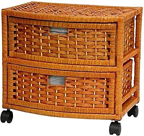 Reviewed: Oriental Furniture 16″ Natural Fiber Occasional Chest of Drawers