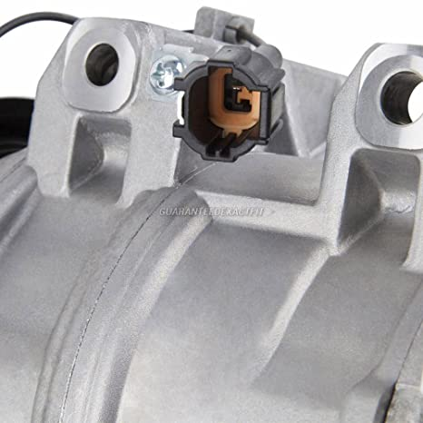 Amazon.com: AC Compressor & A/C Clutch For Nissan Altima 2002 2003 2004 2005 2006 - BuyAutoParts 60-01716NA NEW: Automotive