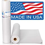 White Kraft Arts and Crafts Paper Roll - 18 inches by 100 Feet (1200 Inch) - Ideal for Paints, Wall Art, Easel Paper…