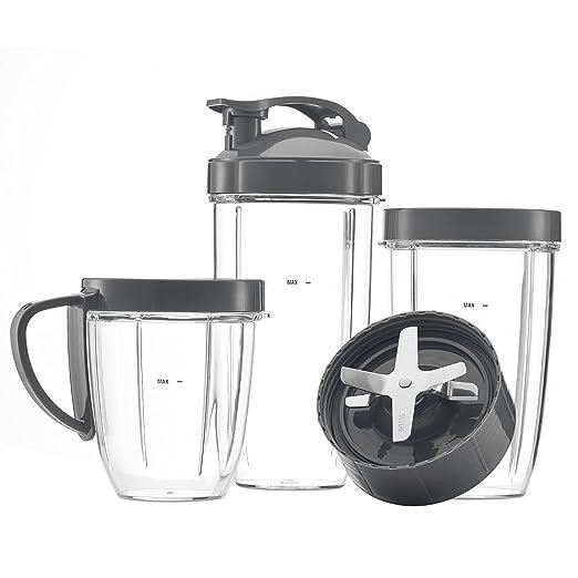 Nutribullet batidora licuadora mezclador de taza de piezas de ...