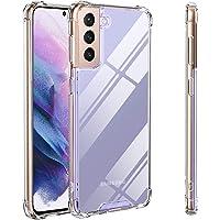 MEMUMI Funda para Galaxy S21 Transparente, Alta Definición Protector Carcasa Case para Samsung Galaxy S21 Resistente…