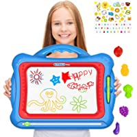 Magnetic Drawing Board for Kids, Geekper - Next X Erasable Colorful Magna Doodle Drawing Board Toys for Kids Writing…