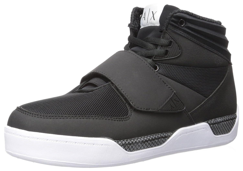 a03b7d485234 A X Armani Exchange Men s Hi Top Fashion Sneaker 80%OFF - nube.sutel ...