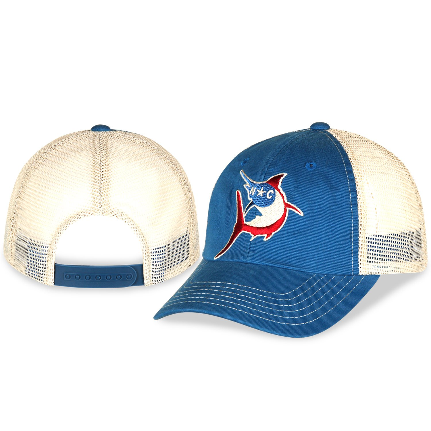 b6951a707ccd0 Amazon.com   Gills-N-Game North Carolina Marlin Hat