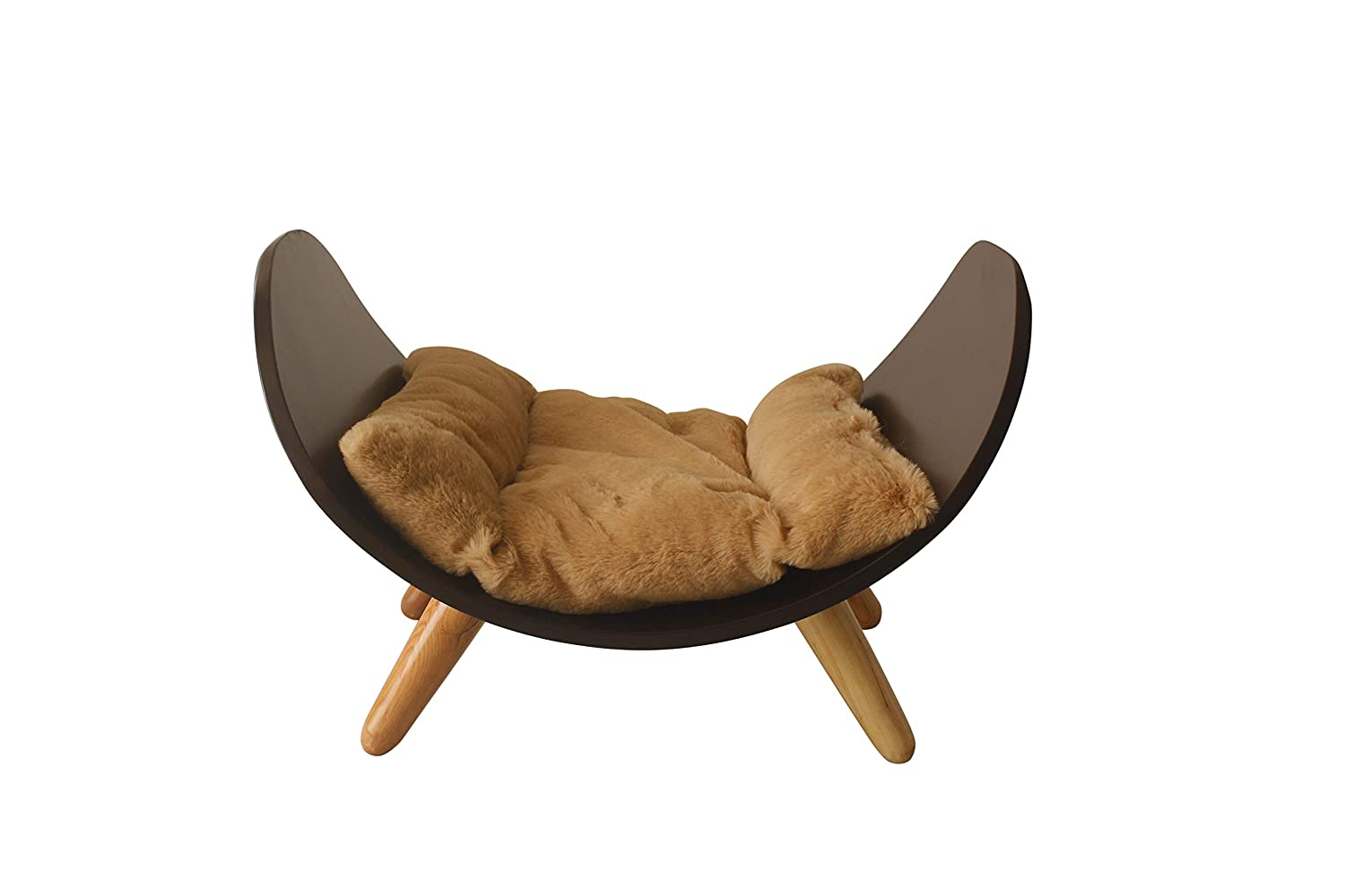 TOPETOFNOTCH Wooden Cat Furniture Tree Cat bed