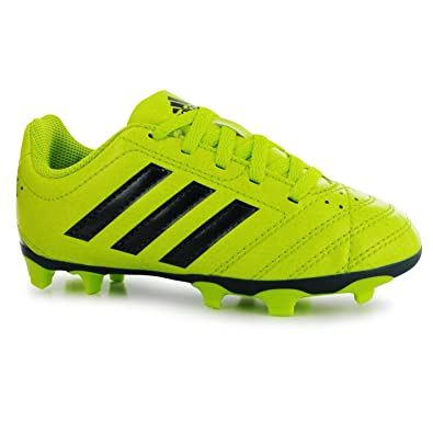 Mens Adidas Football Football Boots Boots Goletto Fg Semisol All Mens Yellow