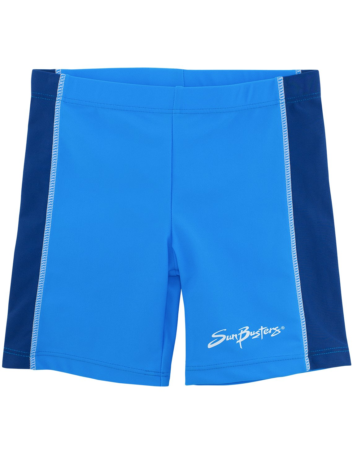 SunBusters Boys Swim Short(UPF 50+), Splash, 2/3 yrs by SunBusters Sunwear (Image #1)