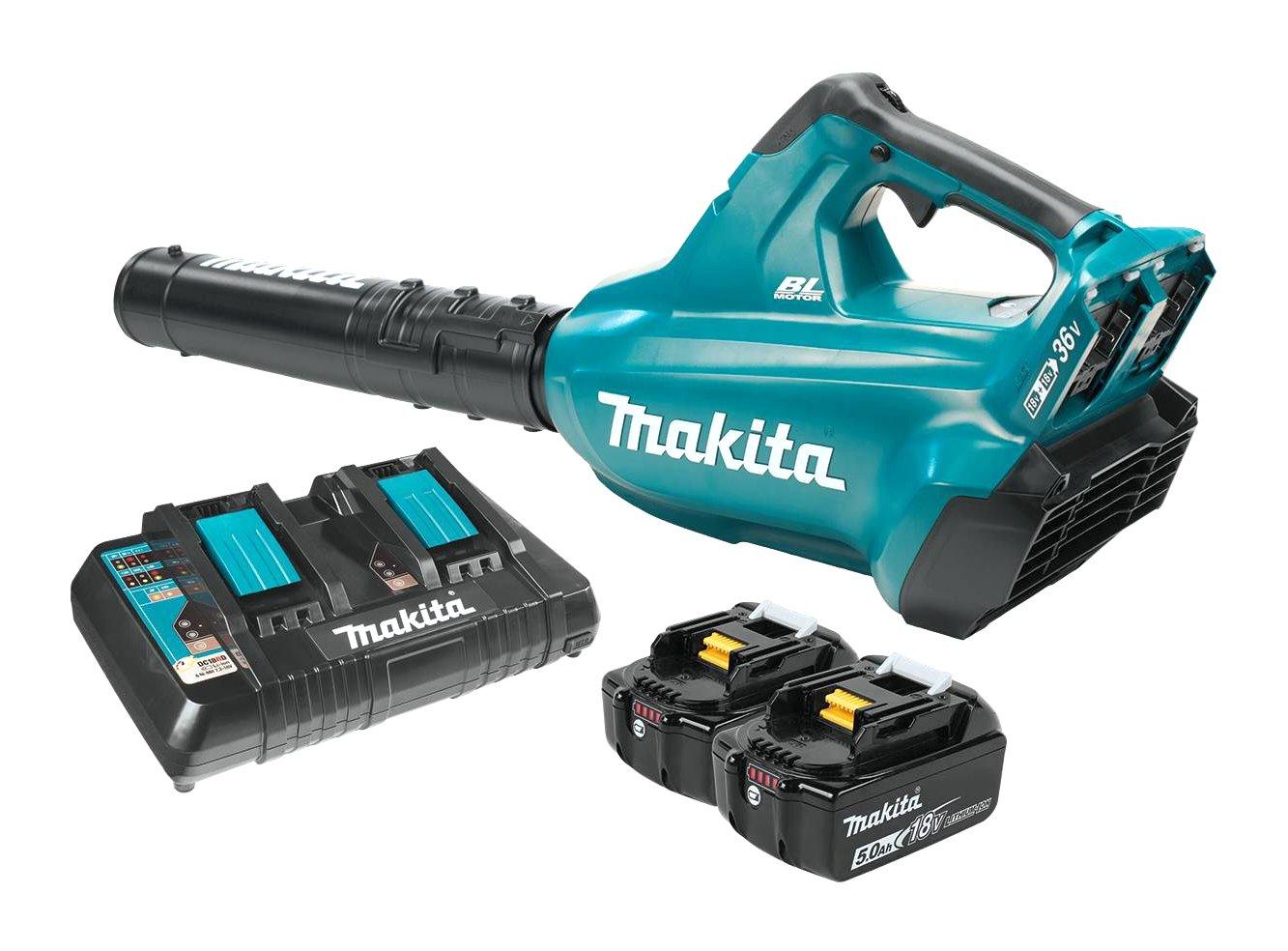 Makita XBU02PT Lithium-Ion Brushless Cordless Blower Kit