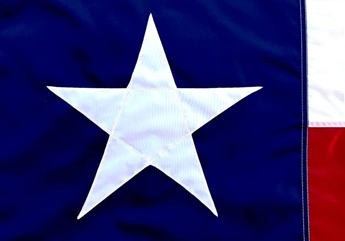 NEW 20x30 20 X 30 FT SOLARMAXNYLON TEXAS FLAG LONESTAR