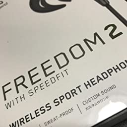 Amazon Co Jp カスタマーレビュー Jaybird Freedom 2 ワイヤレスイヤホン Bluetooth 防水 防汗 スポーツ対応 連続再生8時間 ブラック Jbd Fdm 002bk 国内正規品