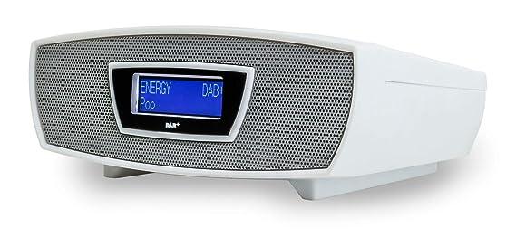 Soundmaster Urd480sw Dab Ukw Digital Radio Wecker Mit Amazonde