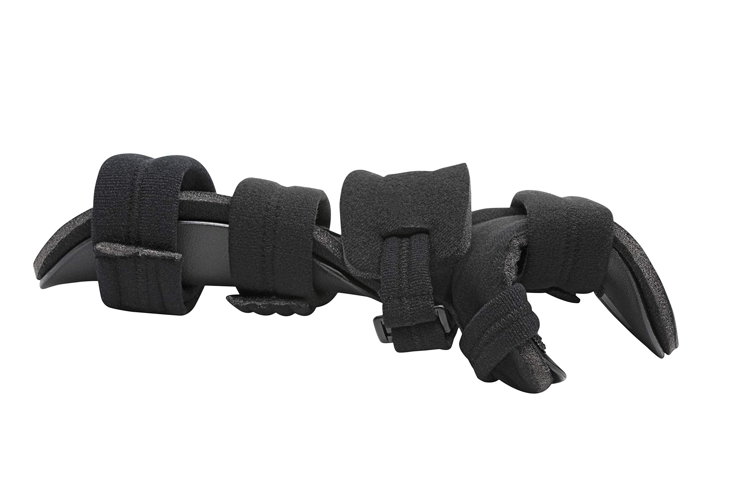 Stroke Hand Splint- Soft Resting Hand Splint for Flexion Contractures, Comfortably Stretch and Rest Hands for Long Term Ease with Functional Hand Splint, an American Heritage Industries(Left, Small) by American Heritage Industries (Image #3)