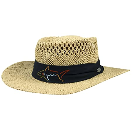 Amazon.com   Greg Norman Straw Hat c1a442ba1403