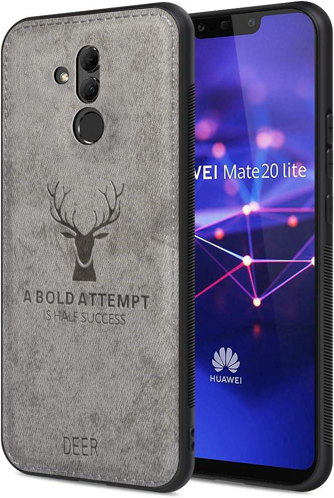 8 opinioni per JiatuA Custodia per Huawei Mate 20 Lite, Cover Huawei Mate 20 Lite Custodia