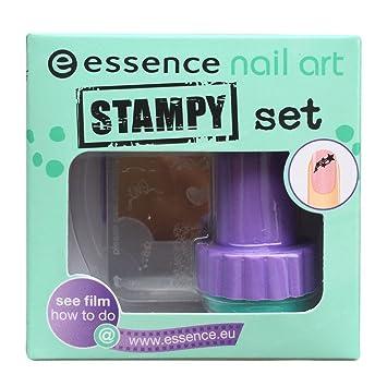 Essence Nail Art Stampy Set 01 Be Creative Amazon Beauty
