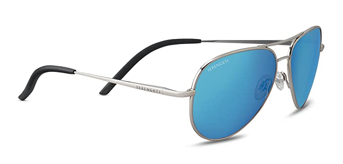 2d8fbecfa25 Amazon.com  Serengeti Carrara Small Polarized 555Nm Blue