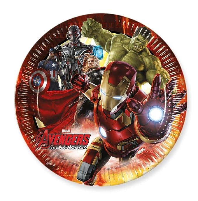 100 Avengers Table Set Pour 16 Marvel bpwfa