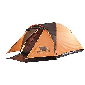Trespass Tarmachan 2 Man Double Skin Tent (One Size) (Sunset)  sc 1 st  Amazon.com & Amazon.com: Trespass Tarmachan 2 Man Double Skin Tent (One Size ...