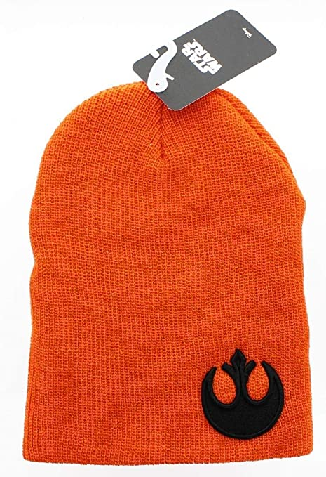 Beanie Cap - Star Wars - Rebel Alliance Slouch New Anime Hat kc1b66stw  Not  Specified  Computer and Video Games - Amazon.ca 58a21a449c18