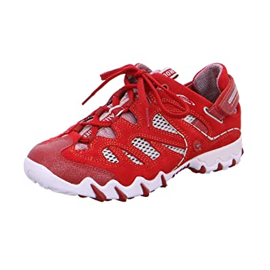 d36bf46f1e0696 Mephisto , Baskets pour Femme - Rouge - Rot, 40 EU: Amazon.fr ...