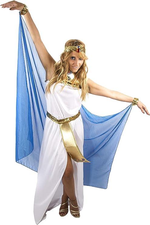 Costumizate! Disfraz de Egipcia para Mujer Adulta Especial para ...