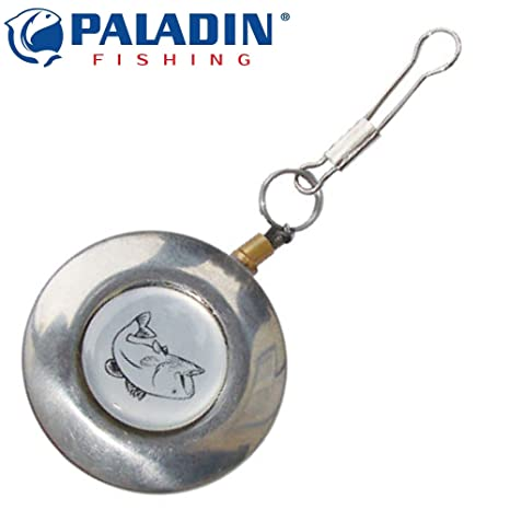 Paladin Pin ON Reel automático retráctil, cordón, fijación para Angel Alicate & Accesorios de