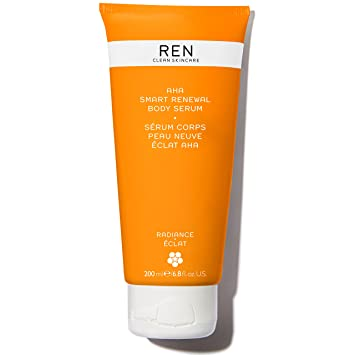 Image result for Ren's AHA Smart Renewal Body Serum
