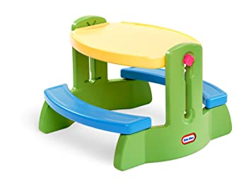 Amazon.com: Little Tikes Adjust N Draw Table: Toys & Games